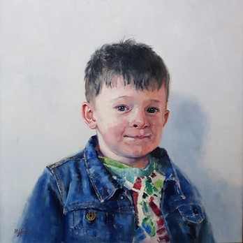 Boy in Denim