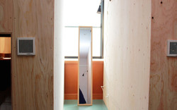 Mixed dormitory Changing room