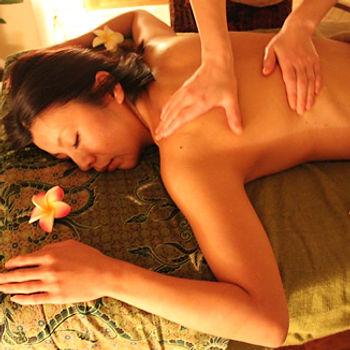 anahata healing salon アロマボディセラピー