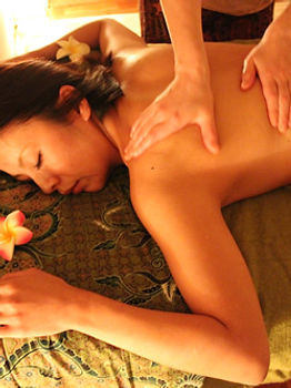 anahata healing salonのアロマボディセラピー