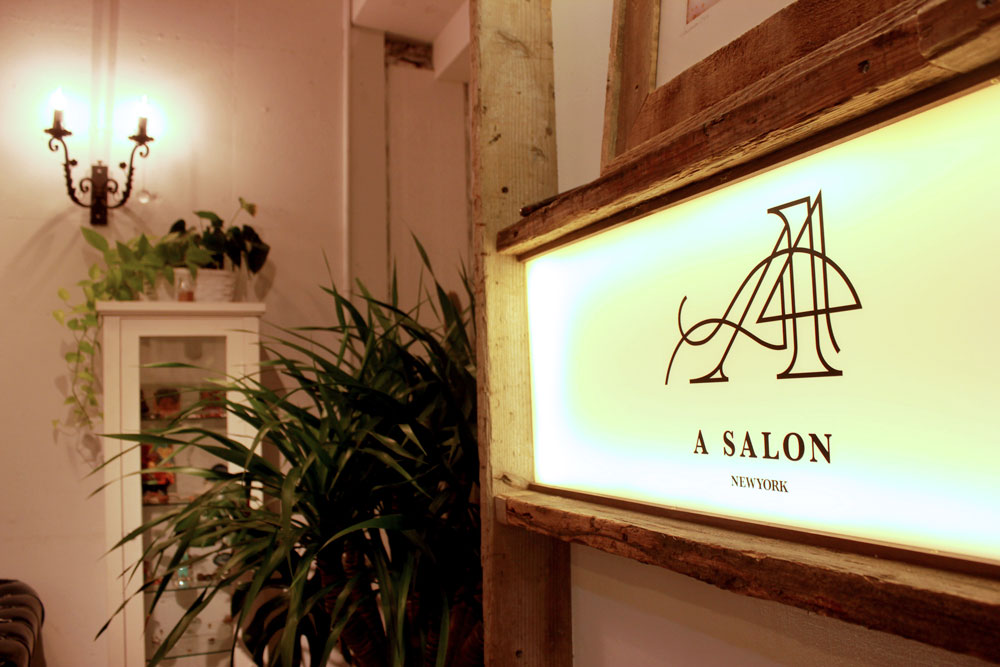 A SALON NEW YORK