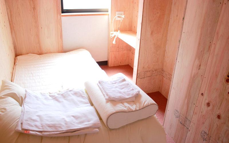 Female dormitory 1F