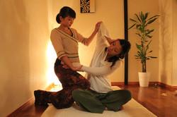 anahata healing salon タイ古式マッサージ