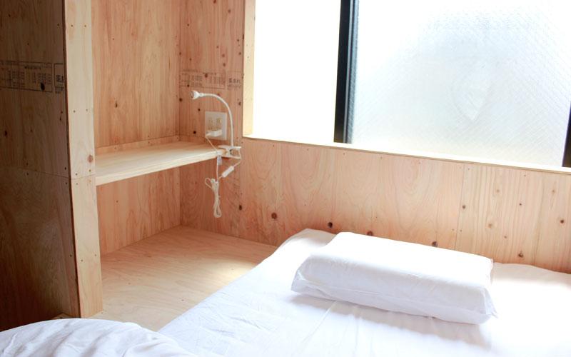 Mixed dormitory 2F
