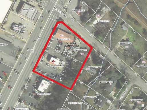 FOR SALE: 3 PARCEL LOT PRIMED FOR REDEVELOPMENT