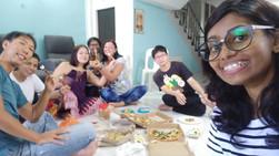 Makan Groupfie