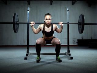 5 Reasons Ladies Should Squat