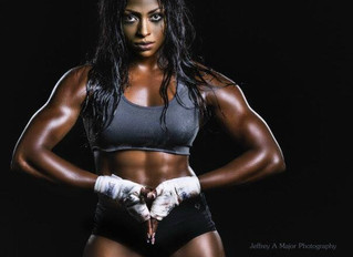 STRONG IS SEXY #FitnessSistas