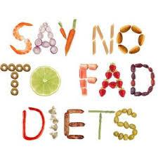 Dump Your Fad Diets
