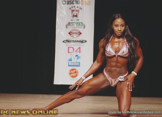 Unapologetically Me - Bodybuilding Beauty