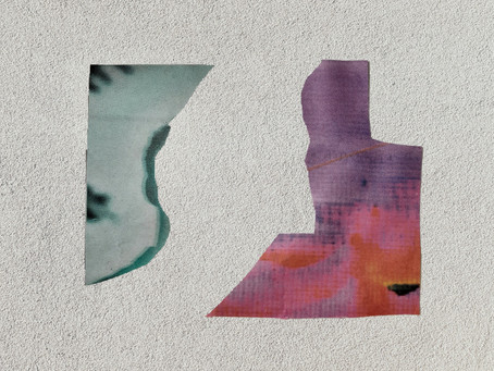 Fragments and negative space