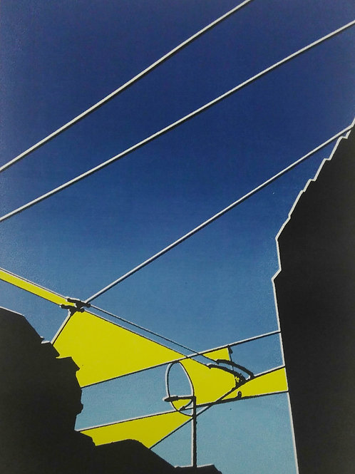 Wires | Screen Print