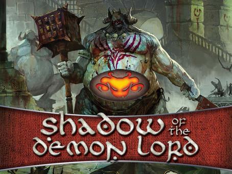 Joneen The Untarnished: NPC for Shadow of the Demon Lord