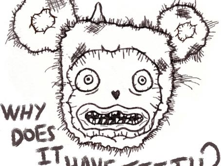 Dread RPG scenario – Why Does It Have Teeth (teaser)