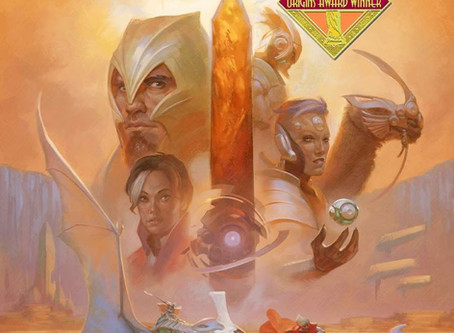 Two weeks left for the Numenera HumbleBundle!
