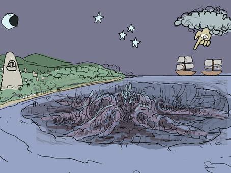 Xulub's Festering Corpse – Original Public Domain Lovecraftian Fiction