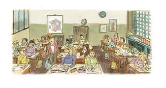 la classe / the classroom