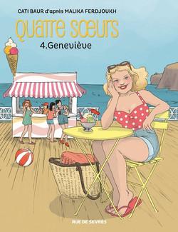 Quatre Soeurs, T4 Geneviève