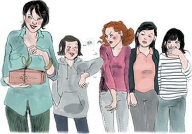 les soeurs /sisters