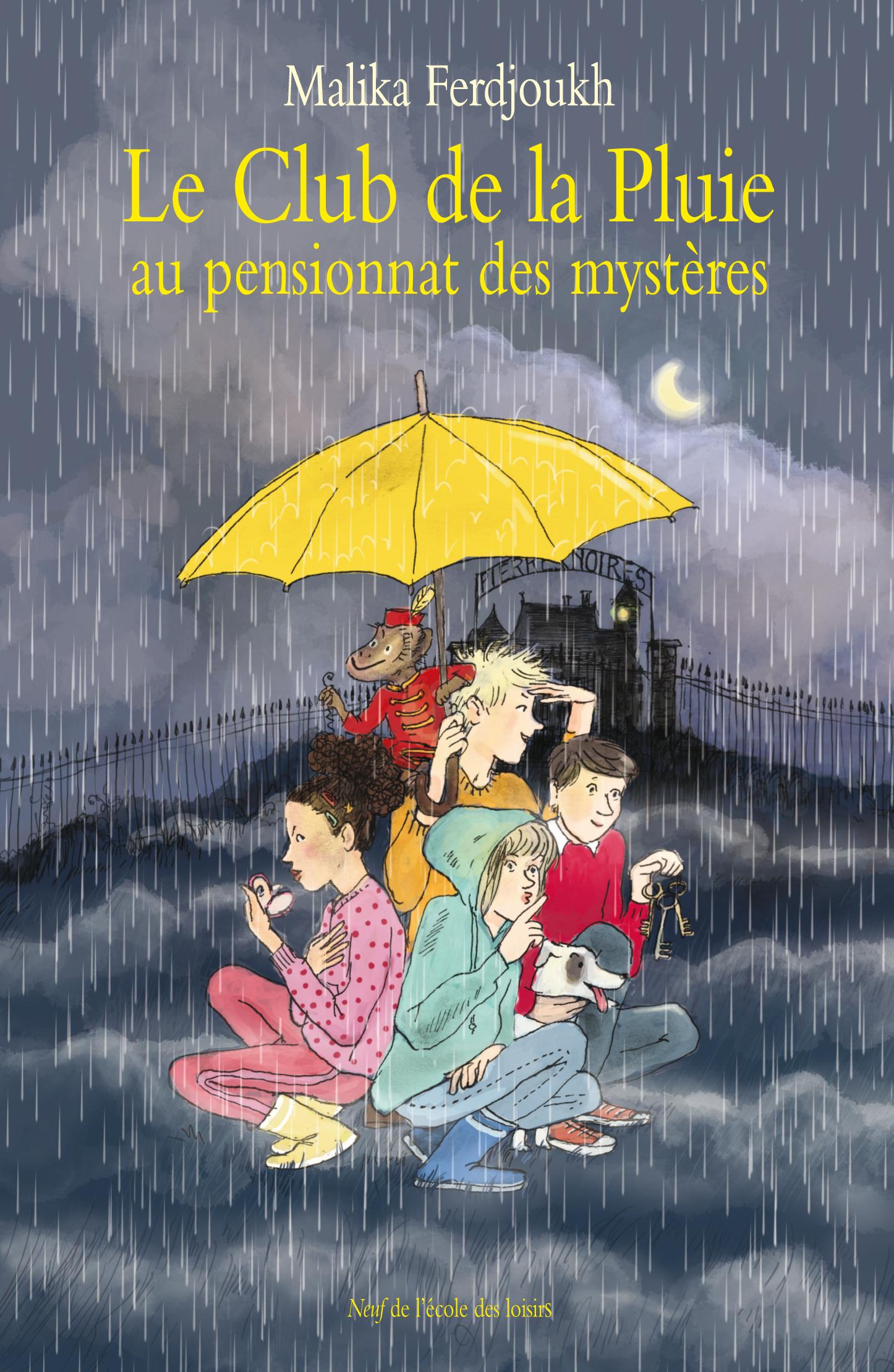 Le club de La pluie