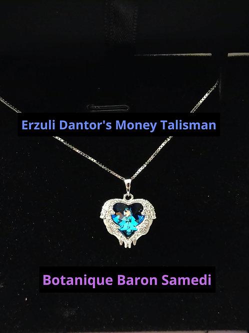 Erzuli Dantor's Powerful Money Talisman