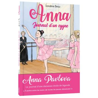 Anna, journal d'un cygne.