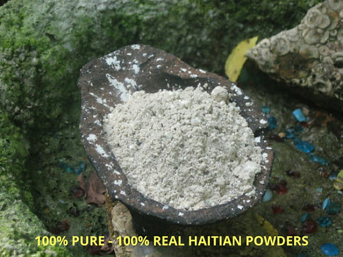 FAMOUS 100% REAL - 100% PURE HAITIAN POWDERS
