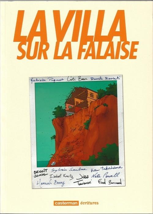 La villa sur la Falaise