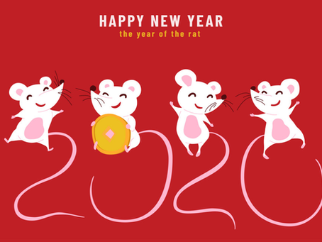 The Year of the Metal Rat.