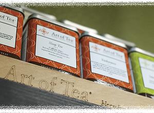 Tea, Herbal Teas, Art of Tea, Wellness Teas