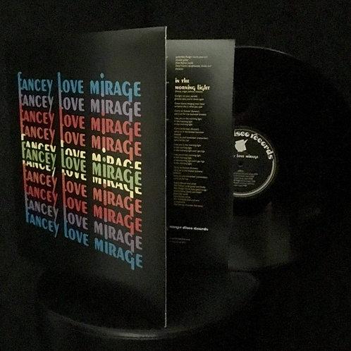 12 inch vinyl LP Love Mirage by Fancey