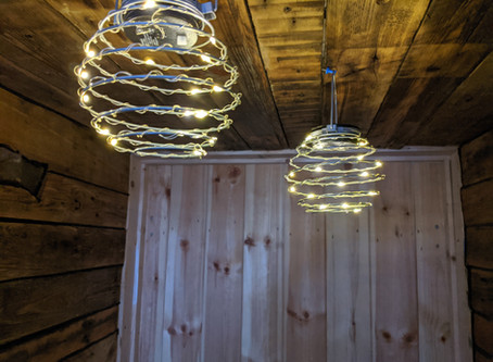 Thistledown glamping & the 93 days of January!