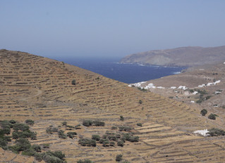 When in Tinos