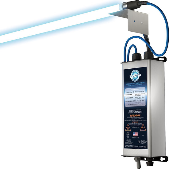 Fresh Aire UV - Airborne Duct System