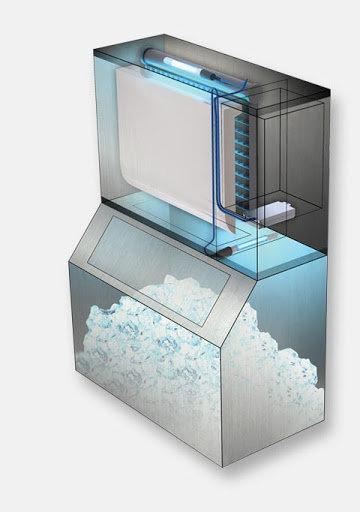 Fresh Aire UV - ICE UV за машини за лед