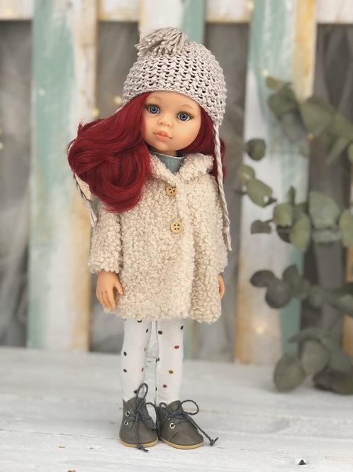 Puppe mit Bekleidung VIKTORIA