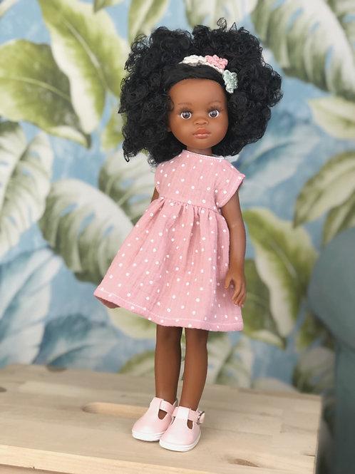 Puppe 32 cm mit Bekleidung TINA