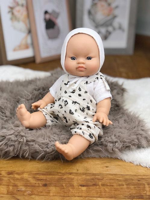 Kleiderset für Babypuppe 34cm