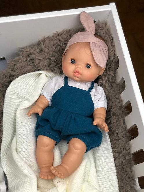 Bekleidung für Babypuppe