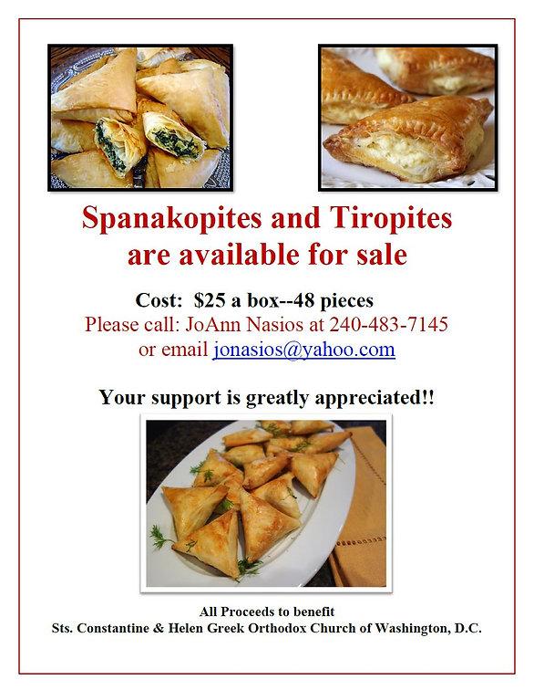 Tiropites-Spanakopites 2021 flyer.JPG