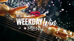 Red Lobster Weekday Win Menu  Music produced, mixed and mastered by Chris Ramos  Final broadcast mix outsourced