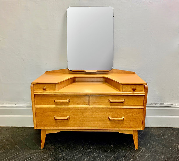 G Plan Dressing Table with Mirror #D50