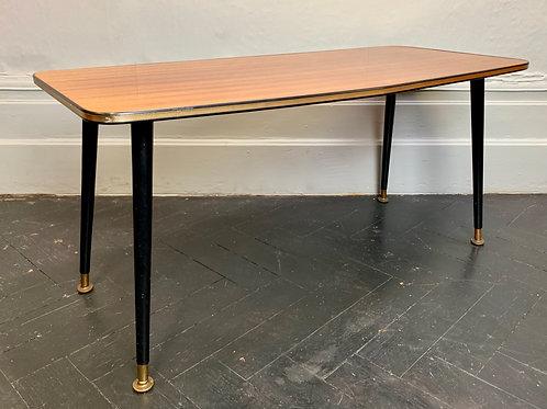 Vintage Coffee Table Teak #D1