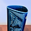 Thumbnail: TRENTON POTTERY BLUE VASE