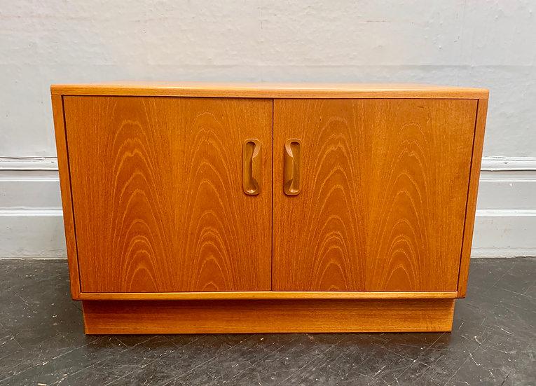 Vintage G Plan Cabinet Small Sideboard Teak #D450