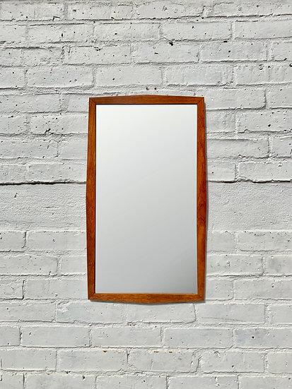 Vintage Retro Wall Mirror Rectangular #641