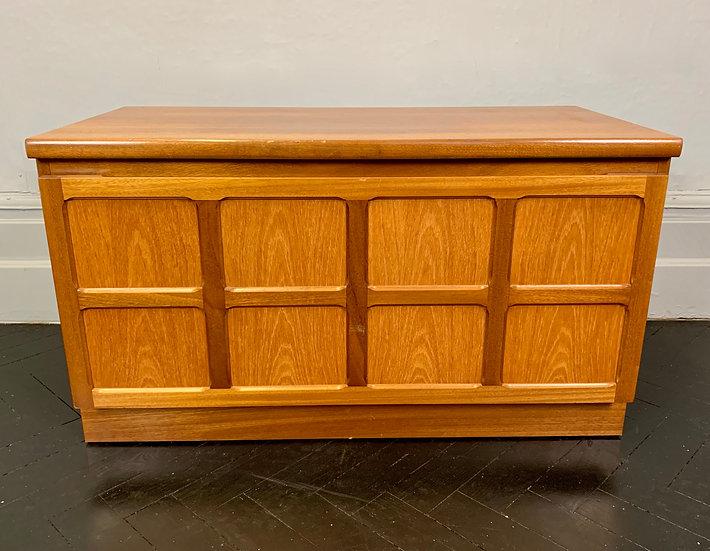 Vintage TV Media Unit Sideboard Cabinet by Nathan #972