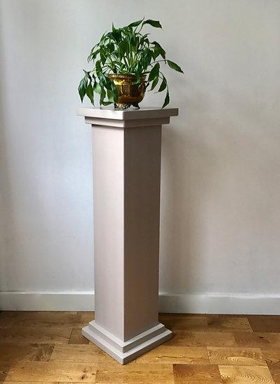 Wooden Display Plinth Pedestal Stand