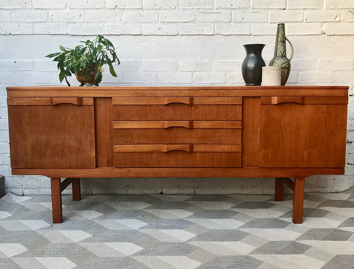 Vintage Retro Sideboard Cabinet #378