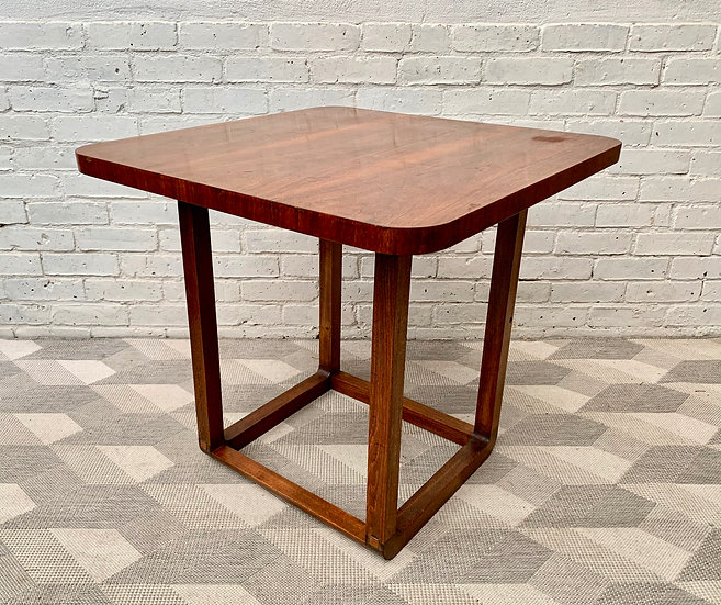 Vintage Coffee Table Dining Table #D169
